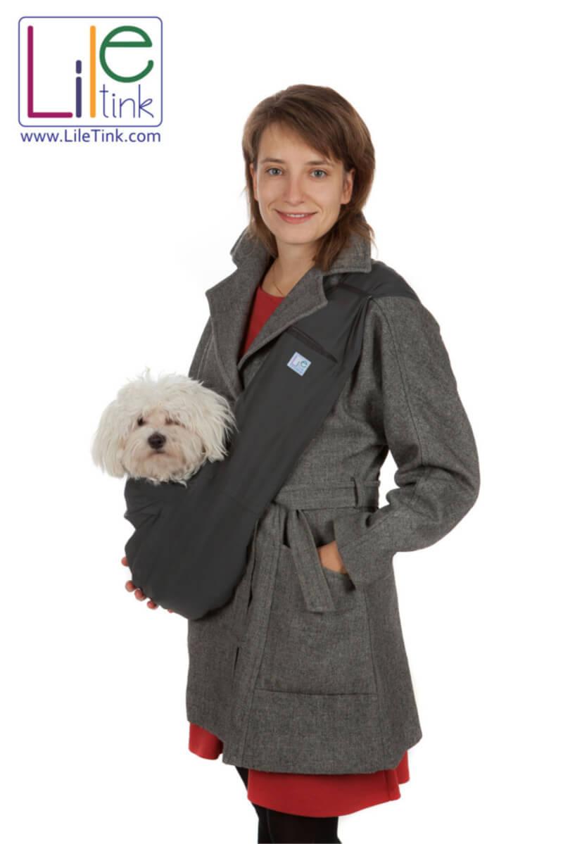 nosidełko dla psa kto to kupi ttv