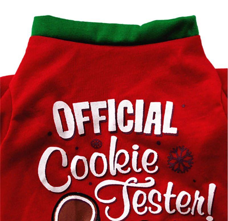 """Świąteczne ubranko """"Cookie tester"""""""
