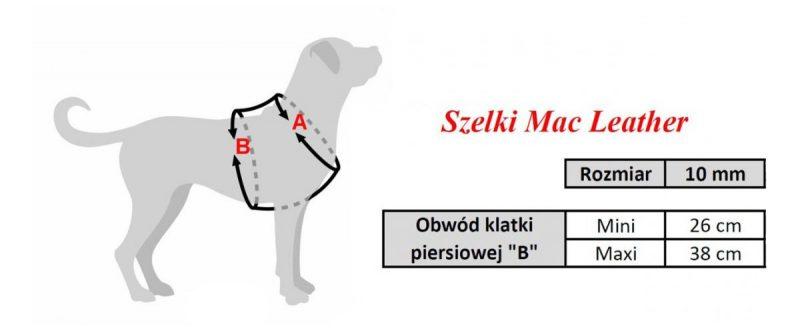 szelki jak zmierzyć psa