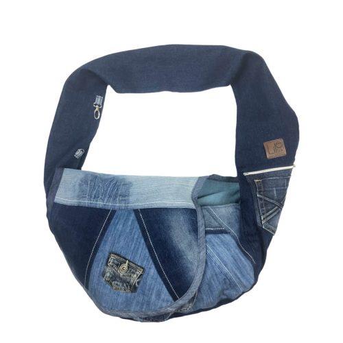 torba jeansowa